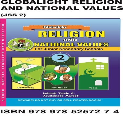 Religion and national Values JSS-2