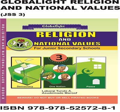 Religion and national Values JSS 3