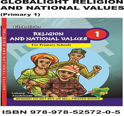 Religion and national Values (Primary 1)