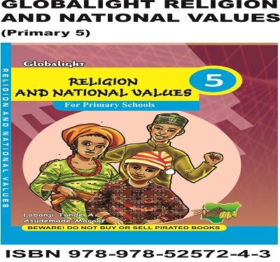 Religion and national Values (Primary 5)
